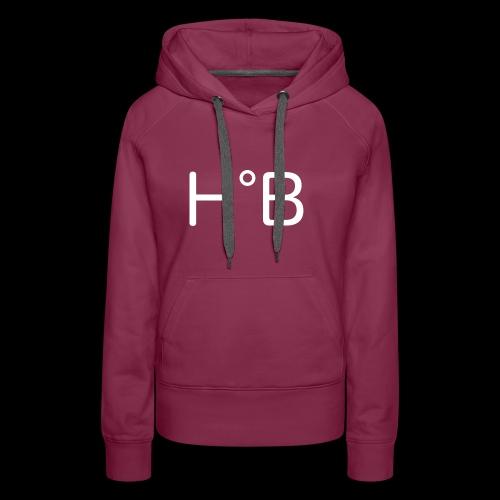 HB - Frauen Premium Hoodie