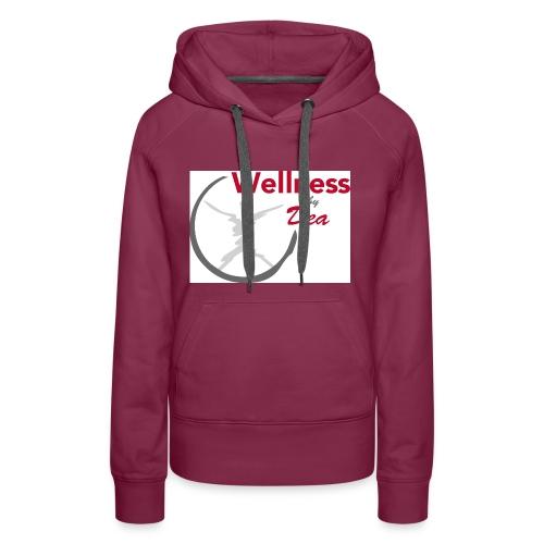 Wellness By Dea Vattenflaska - Premiumluvtröja dam