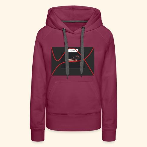 sperat rat shirt - Vrouwen Premium hoodie