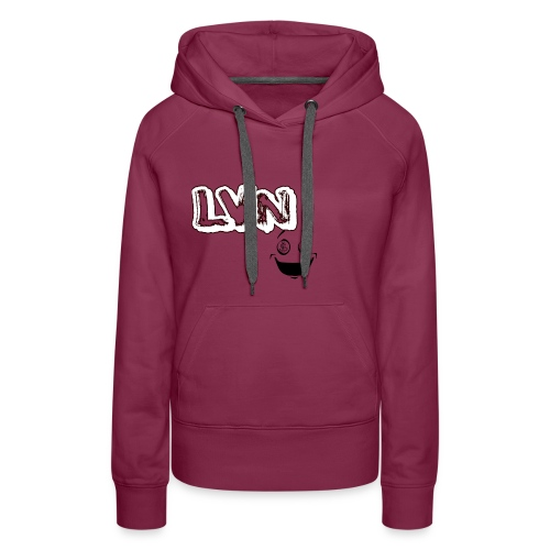 LoGoTest - Vrouwen Premium hoodie