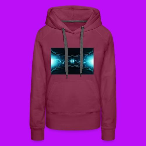 lightning cell - Women's Premium Hoodie