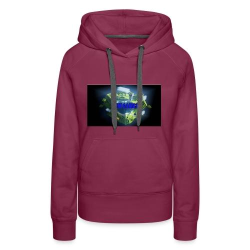 T-shirt SBM games - Vrouwen Premium hoodie