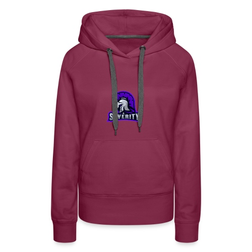 serverityggpnglogo-clothing - Women's Premium Hoodie