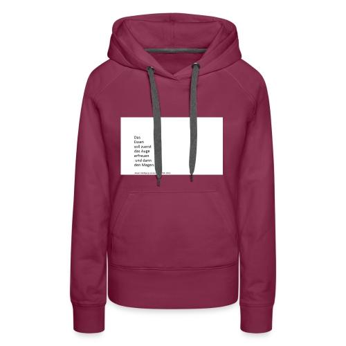 swarz - Frauen Premium Hoodie
