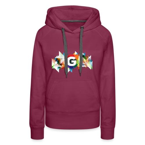 GurkenTVs Logo - Frauen Premium Hoodie