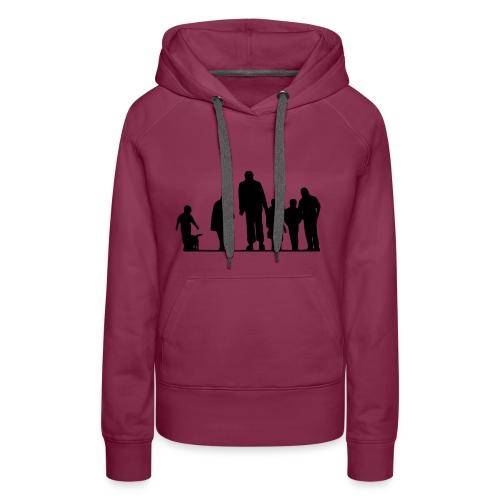 The Monster Squad - Women's Premium Hoodie