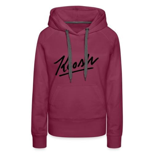 koosh - Frauen Premium Hoodie