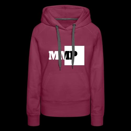 Monkey Music Production logo MMP - Frauen Premium Hoodie