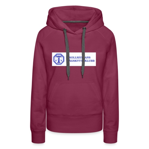 T-shirt Herr - Premiumluvtröja dam