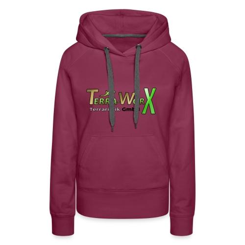 Terra-Worx Logo - Frauen Premium Hoodie