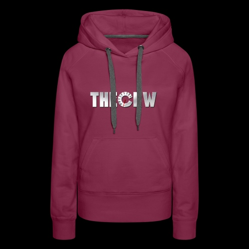 THECRW LOGO - Frauen Premium Hoodie