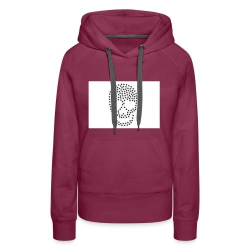 sterntotenkopf_1 - Frauen Premium Hoodie