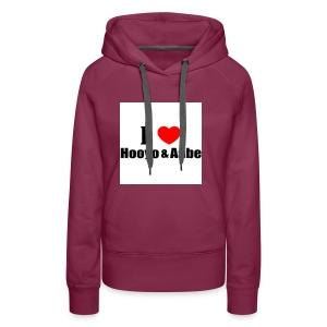 hooyo aabe1 - Vrouwen Premium hoodie