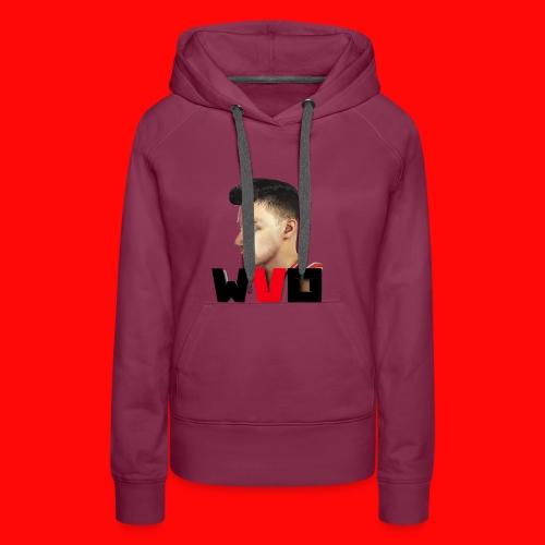 WVO OFFICIAL - Women's Premium Hoodie