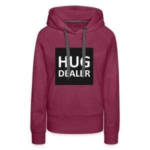 Hug Dealer - Women's Premium Hoodie