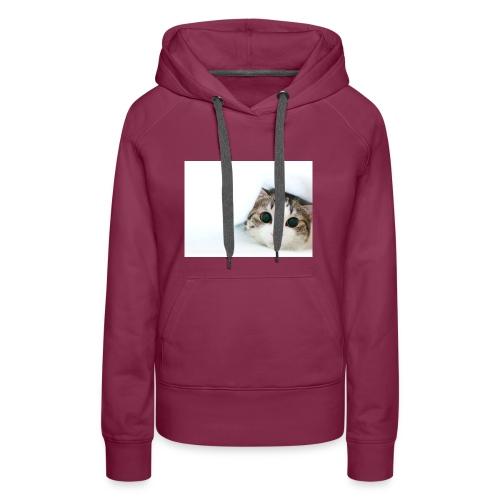 cat - Premiumluvtröja dam