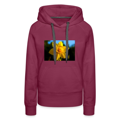 daffodil - Women's Premium Hoodie