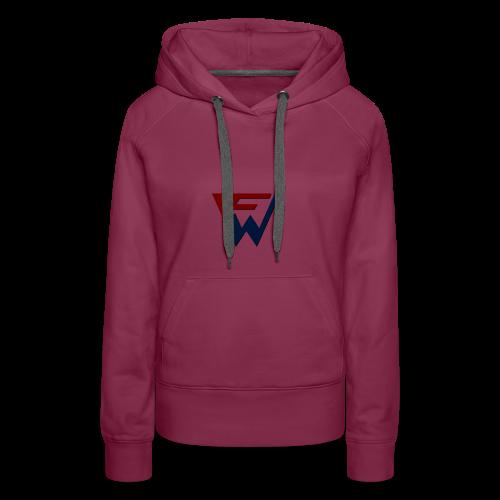 FW Logo - Women's Premium Hoodie