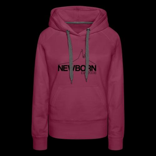 NEWBORN 2008 - Women's Premium Hoodie