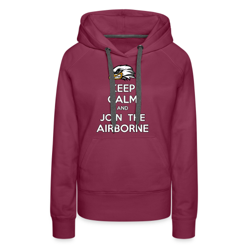 keep calm !!! - Frauen Premium Hoodie