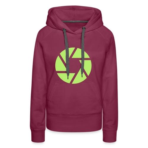 T-Shirt Shutter - Premiumluvtröja dam