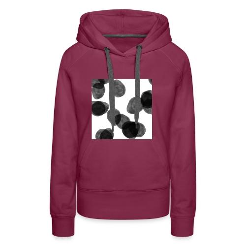 Black clouds - Women's Premium Hoodie