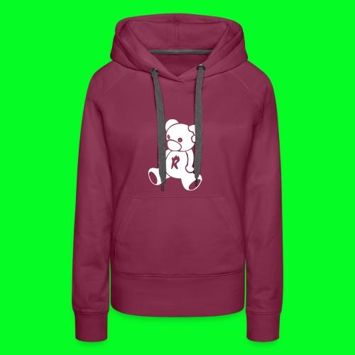 SmikkelBeer hoodie (PrachtKwaliteit) - Vrouwen Premium hoodie