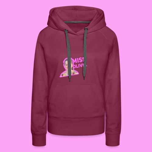 MissOlivia - Vrouwen Premium hoodie