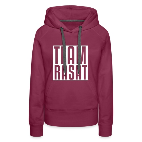 TEAM RASAT - Women's Premium Hoodie