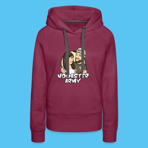 Noobsterarmy Couple - Frauen Premium Hoodie