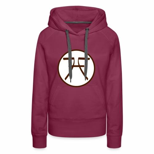 FHF Logo - Women's Premium Hoodie