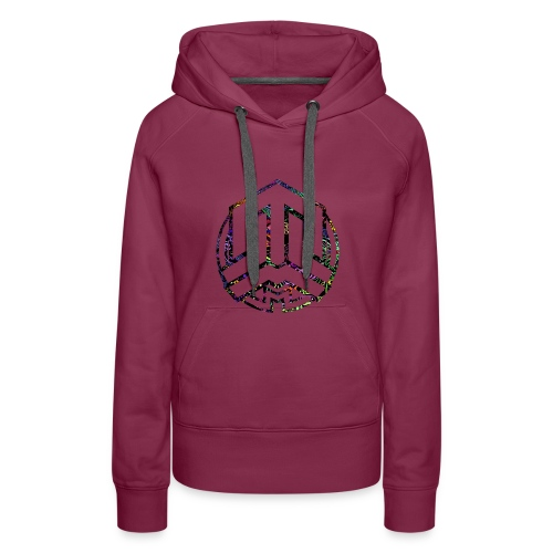 Cookie logo colors - Women's Premium Hoodie