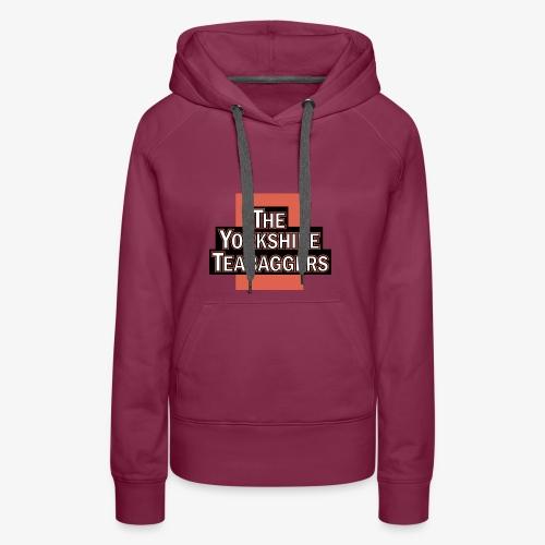 The Yorkshire Teabaggers - Women's Premium Hoodie