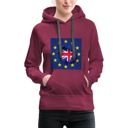 Brexit Britain - Women's Premium Hoodie