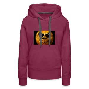 Halloween Mond Shadow Gamer Limited Edition - Frauen Premium Hoodie