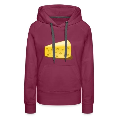 Kaas - Vrouwen Premium hoodie