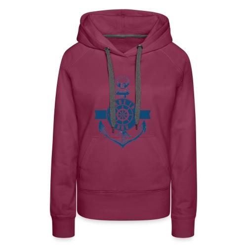 Made in BHV - Frauen Premium Hoodie