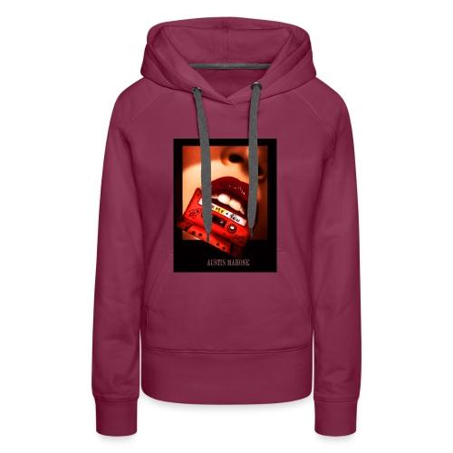 Aime Moi! - Sweat-shirt à capuche Premium pour femmes