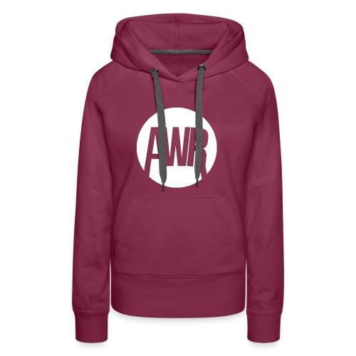ArmooWasRight Logo - Vrouwen Premium hoodie