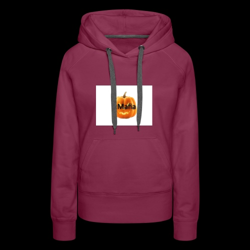 *limitiert* Halloween merge - Frauen Premium Hoodie