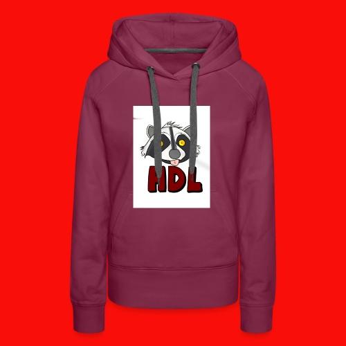 HeadLights Logo Shirt - Vrouwen Premium hoodie