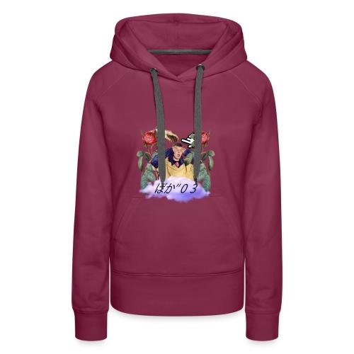 Bake yung lean vaporwave aesthetics - Vrouwen Premium hoodie