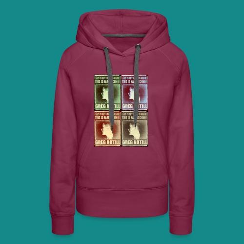 gregteeshirt12 - Women's Premium Hoodie
