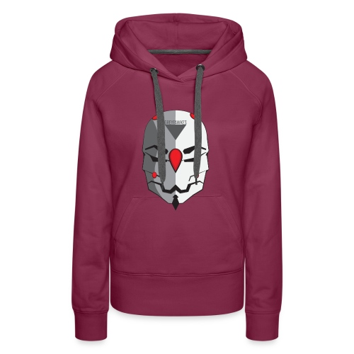 Greyfawkes logo colored - Women's Premium Hoodie