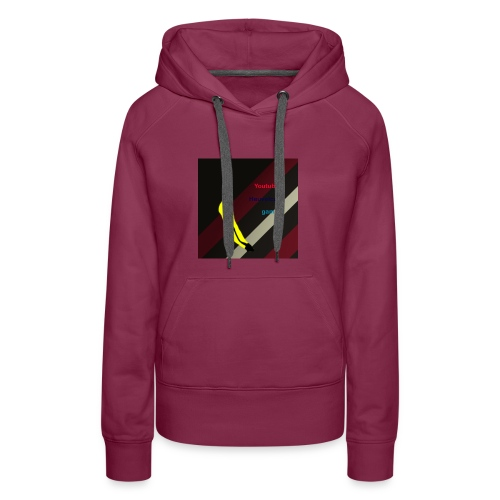 HCG Banaan - Vrouwen Premium hoodie
