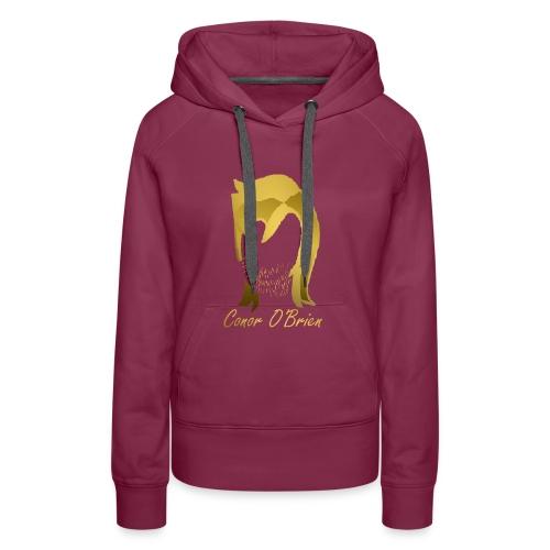 The Golden Logo - Women's Premium Hoodie
