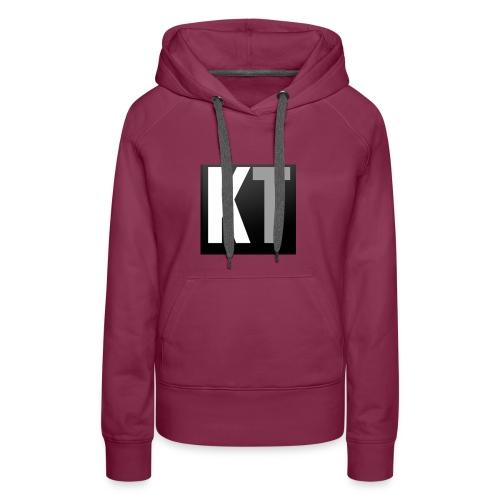 KT iPhone edition phone case - Women's Premium Hoodie
