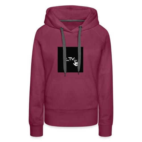 G_TV_ - Frauen Premium Hoodie