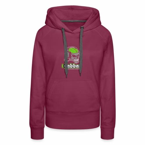 JABBA Logo - Frauen Premium Hoodie