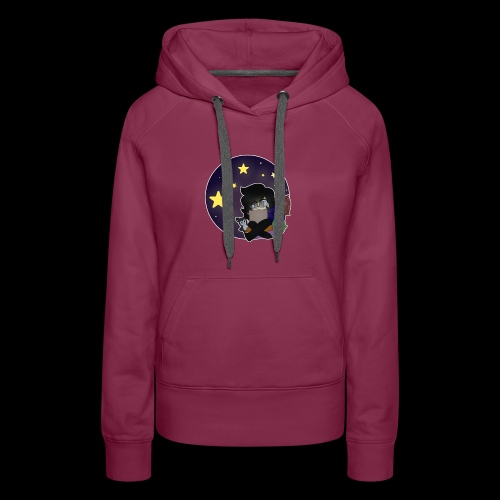 My Work Environment - Women's Premium Hoodie